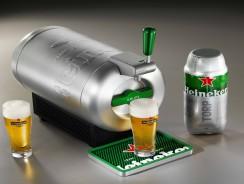 Tireuse à bière Heineken