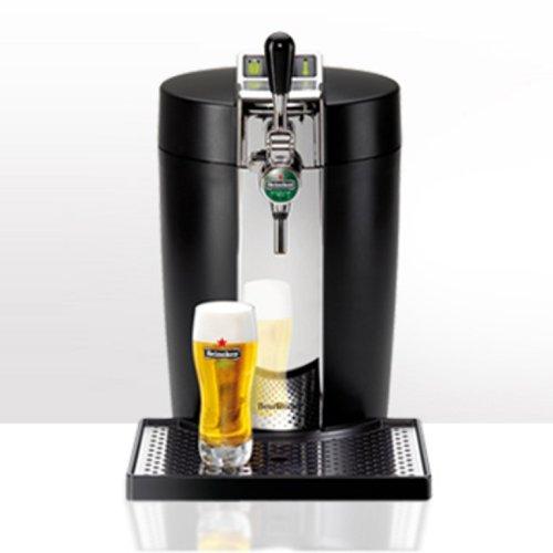 Test de la tireuse à bière Krups VB5020FR