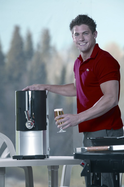 Pompe à bière