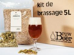 Le Kit de brassage pour bière