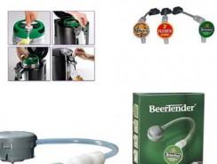 Le tube de service Beertender